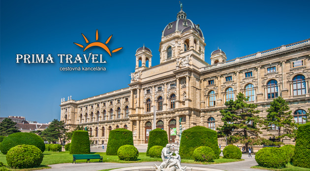 Fotka zľavy: Nakuknite do sveta rakúskej šľachty a spoznajte, ako žili slávni panovníci počas návštevy viedenských zámkov len za 16,90 €. Očarujúci zájazd plný histórie vrátane služieb sprievodcu i dopravy.