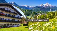 Zľava 70%: Letné radovánky zažijete priamo pod horskými štítmi a v blízkosti jazera! Plne vybavené apartmány v Lunz am See v rakúskych Alpách na vás čakajú len za 73 € pre dvoch iba 230 km od Bratislavy.