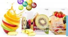 Zľava 58%: Podporte svoje zdravie kvalitnými výživovými doplnkami - kapsule Omega-3 kyseliny s rybím olejom a vitamínom E alebo tablety Multivitamín s minerálmi už od 7,90 € pre správne fungovanie organizmu.