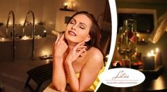 Zľava 49%: Uniknite na chvíľu do romantického raja! Doprajte si súkromnú vírivku, saunu aj osviežujúci nápoj už od 22,90 € pre dvoch v relaxačnom a intímnom prostredí Lotus aromawellnes & massages v Bratislave.