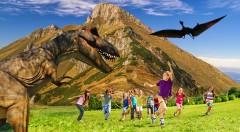 Zľava 24%: Pobytový letný tábor CESTA DO PRAVEKU pre zvedavých prázdninujúcich len za 169,99 € v nádhernej prírode Belianskych Tatier. Až 8 dní nekončiacej zábavy, dobrodružstva a pátrania nielen po dinosauroch.