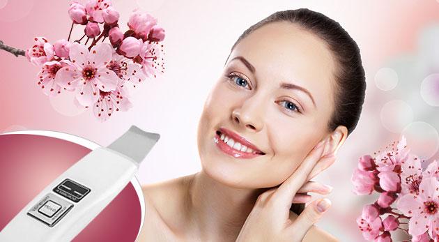 Fotka zľavy: S prístrojom na hĺbkové čistenie pokožky len za 34,90 € sa zbavíte vrások a navrátite pokožke prirodzenú farbu. Zabezpečte si zdravú a pevnú pokožku!