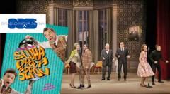 Zľava 30%: Zasmejte sa schuti na komédii Sluha dvoch šéfov v Divadle Nová Scéna len za 9,10 € v réžii známeho Svetozára Sprušanského. V súčasnosti najväčší divadelný hit v Európe si nemôžete nechať ujsť!