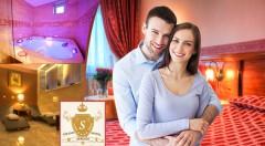 Zľava 66%: Tri romantické májové alebo júnové dni v Grand Boutique Hoteli Sergijo**** v slnečných Piešťanoch len za 99,90 € pre dvoch s raňajkami, večerou pri sviečkach, masážou či neobmedzeným wellness!