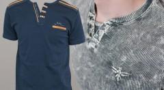Zľava 50%: Pohodlné pánske tričko značky Redway len za 9,90 € je povinnou výbavou každého muža! Pochvaľovať si určite budete trendy dizajn aj vzdušnosť trička. Vyberajte z rôznych motívov aj veľkostí.