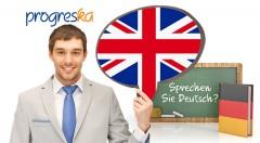 Zľava 45%: Jazykový kurz angličtiny alebo nemčiny v trvaní 8 hodín len za 22 €. Vyberte si úroveň podľa vašich znalostí a hýbte svetom s Progreskou!
