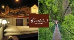 Zľava 52%: Objavte čaro Spiša a prírodné krásy Slovenského raja - 3 alebo 4 dni v Parkhoteli Centrum*** v centre Spišskej Novej Vsi už od 65 € pre dvoch vrátane raňajok, fitness a zľavy do Thermal parku Vrbov.