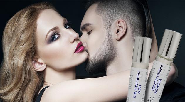 Fotka zľavy: Pritiahnite opačné pohlavie a zvýšte svoju atraktivitu vďaka feromónovému parfumu len za 5,90 €. Na výber variant pre ženy i mužov!