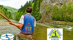 Zľava 31%: Splav Dunajca na pltiach - skvelý zážitok pre celú rodinu v nádhernom prírodnom prostredí Pieninského národného parku už od 6,90 €. Na výber i variant splavu s požičaním bicykla na cestu späť.