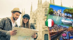 Zľava 30%: Štvordňový autobusový zájazd do štýlového Milána - mesta módy, kultúry a futbalu, len za 139 €. Navštívite módne Miláno, historické Bergamo a romantické jazero Lago di Garda.