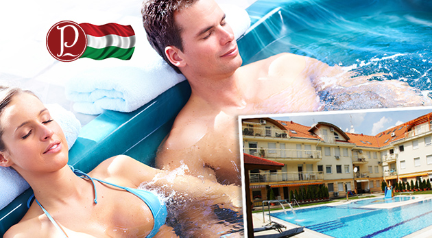 Fotka zľavy: Reštart pre telo i myseľ v známych maďarských kúpeľoch pri komplexe Hungarospa s ubytovaním v Panoráma Pegazus Vendégház už od 29 € s voľným vstupom do wellness, bazéna a chutnou polpenziou.