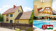 Zľava 40%: Reštart pre telo i myseľ v známych maďarských kúpeľoch pri komplexe Hungarospa s ubytovaním v Panoráma Pegazus Vendégház už od 29 € s voľným vstupom do wellness, bazéna a chutnou polpenziou.