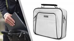 Zľava 50%: Majte svoj laptop vždy po ruke vďaka štýlovej, ale aj praktickej taške na notebook Dicota len za 9,90 €! Na výber v dvoch farbách.