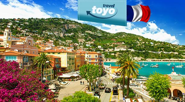 Fotka zľavy: Víkend spojený s návštevou Monackého kniežatstva, mesta Nice a kúpaním sa v azúrovom mori - to je perfektný 4-dňový zájazd na Francúzsku riviéru len za 139 €. Zažite to pravé letné dobrodružstvo!