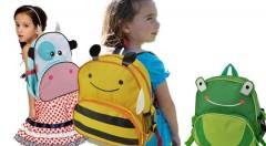 Zľava 68%: Rozkošné detské ruksačiky v tvare rôznych zvieratiek len za 7,99 €. Vhodné na nosenie do školy i na voľný čas.