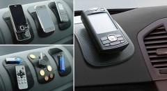 Zľava 62%: Zabráňte gravitácii s praktickou nanopodložkou s priľnavým povrchom iba za 1,89 €, ktorá zaručí, že vám mobil, okuliare či navigácia v aute už nespadnú! Akcia 3+1 zadarmo!