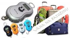 Zľava 46%: Cestovná digitálna váha len za 5,90 € - praktický pomocník pri zisťovaní hmotnosti u drobných predmetov, hmotnosti kufrov či pri rybárčení. Je veľmi presná a ľahko prenosná.
