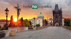 Zľava 35%: Trojdňový pobyt v Prahe v luxusnom Hoteli Popelka**** už od 34,50€. Komfortné ubytovanie len pár minút od historického centra, raňajky a welcome drink. 1 dieťa do 3 rokov zadarmo!