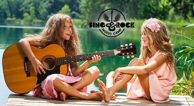 Fotka zľavy: Letné prázdniny v detskom hudobnom tábore Sing and Rock len za 179 € na 11 dní. Splňte sen vášho dieťaťa stať sa hudobnou hviezdou a prežiť prázdniny plné nezabudnuteľných zážitkov!