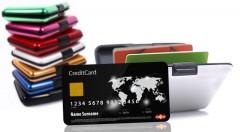 Zľava 61%: Alumíniové puzdro pre usporiadanie vašich vizitiek, platobných kariet a dokladov len za 3,90 €! Vyberte si zo 6 farieb a majte všetko potrebné hneď po ruke!