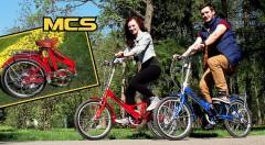 Zľava 30%: Šikovný a štýlový mestský skladací bicykel so 6-stupňovou prehadzovačkou iba za 209 € - zabudnite na auto a dostaňte sa všade, kam potrebujete rýchlo a ľahko! Na výber v troch farbách.