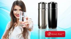 Zľava 67%: Zdravie vo vašom nano pohári s alkalizujúcimi účinkami len za 9,90 €! Užite si plnými dúškami zdravú vodu bez ťažkých kovov, ktorá podporí vašu imunitu, metabolizmus a pomôže predísť vážnym chorobám.