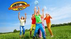 Zľava 23%: Doprajte svojim deťom pestrý prázdninový program! Letný 9-dňový tábor Slnovrat len za 179,90 € vrátane ubytovania, stravy, vstupného v rámci výletov a množstva ďalších táborových aktivít!