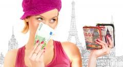 Zľava 53%: Dámske pestrofarebné peňaženky, ktoré ukryjú všetky vaše nevyhnutnosti, len za 7,99 € - vyberte si zo 6 druhov a pýšte sa štýlovým módnym doplnkom!