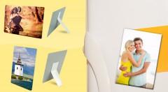 Zľava 46%: Originálne plechové magnetky a fotografie s dlhou životnosťou a brilantnými farbami už od 2,50 €. Na výber v niekoľkých formátoch. Skvelý tip na milý darček.