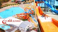 Zľava 30%: Výhodný LAST MINUTE na júnové pobyty v areáli termálneho kúpaliska Vadaš už od 95 € na 4 či 5 dní pre 2 osoby a dieťa do 3 rokov. V cene i celodenné vstupy do bazénov. Privítajte leto skvelým relaxom!