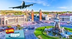 Zľava 42%: Nezabudnuteľný 4-dňový letecký zájazd do pulzujúcej Barcelony len za 349 € vrátane letiskových poplatkov, ubytovania, raňajok a sprievodcu. Nechajte sa očariť atmosférou Španielska!