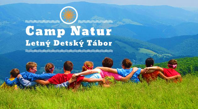 Fotka zľavy: Tie pravé letné prázdniny čakajú na vaše deti v tábore Camp Natur len za 179 € na 11 dní. V cene celodenná strava, vedúci aj program, ktorý si rozhodne vaše deti užijú!