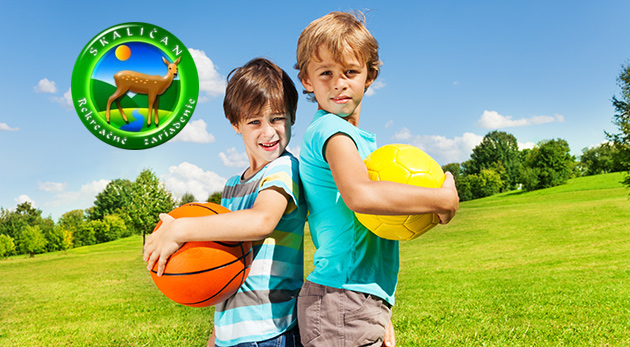 Fotka zľavy: Letná zábava pre vaše ratolesti v 10-dňovom športovo-rekreačnom tábore v Zlatníckej doline len za 175 € vrátane dopravy, ubytovania, stravy, bohatého programu a množstva nezabudnuteľných zážitkov!
