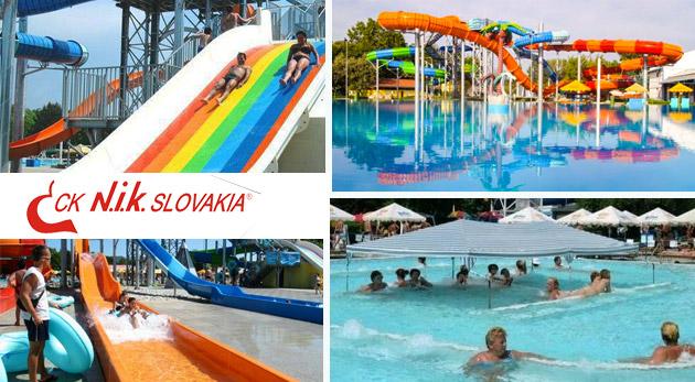 Fotka zľavy: Júlový relax v areáli termálneho kúpaliska Vadaš v Štúrove už od 155 € až pre 4 osoby vrátane celodenných vstupov do bazénov. Užite si letnú dovolenku v najteplejšej oblasti Slovenska! NOVÉ TERMÍNY!