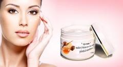 Zľava 31%: Prírodný očný medový balzam pre oči bez vrások len za 5,50 € pre dámy i pánov. Kvalitná kozmetika a sila prírody!