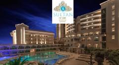 Zľava 26%: Horúce leto v Turecku! 8-dňový letecký zájazd do hotela Sultan of Side***** len za 619 € vrátane ALL INCLUSIVE. Relaxovať môžete v saune a v tureckých kúpeľoch.