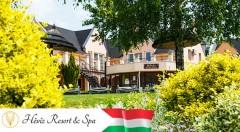 Zľava 54%: Dokonalý relax v maďarskom hoteli Hévíz Resort & SPA pri slávnych kúpeľoch len za 120€ na 3 dni pre dvoch s ALL INCLUSIVE vrátane večerí pri sviečkach, voľným využívaním wellness a masážnou poukážkou.