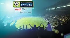 Zľava 36%: Zažite najlepší futbal na vlastné oči v rámci zájazdu na špičkový futbalový turnaj AUDI CUP v Mníchove len za 89 € s dopravou a vstupenkou. Tešte sa na zápasy Bayern Mníchov či Real Madrid!