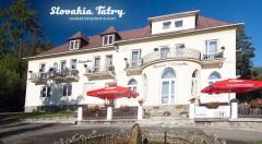 Zľava 47%: Príjemné ubytovanie v Penzióne Karpatia na 4 dni za 36 € v blízkosti Studenovodských vodopádov a Tatranskej Lomnice. Vychutnajte si utešené prostredie, rodinnú atmosféru a čaro Vysokých Tatier!