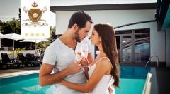 Zľava 52%: Letná romantika v krásnych Piešťanoch v elegantnom Grand Boutique Hoteli Sergijo**** len za 120 € pre dvoch na 3 dni s exotickými masážami, večerou pri sviečkach, wellness a ďalšími bonusmi!