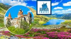 Zľava 31%: Odhaľte tajomný a neprebádaný historický odkaz Transylvánie v rámci 5-dňového zájazdu s CK Adria Travel len za 159 € vrátane dopravy i ubytovania. Prídite na koreň hrôzu naháňajúcim legendám!