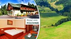 Zľava 60%: Vychutnajte si 3 oddychové dni v krásnom prostredí Demänovskej doliny v horskom Hoteli Poľovník*** už od 98 € pre dvoch s raňajkami, biliardom, welcome drinkom a možnosťou wellnessu.
