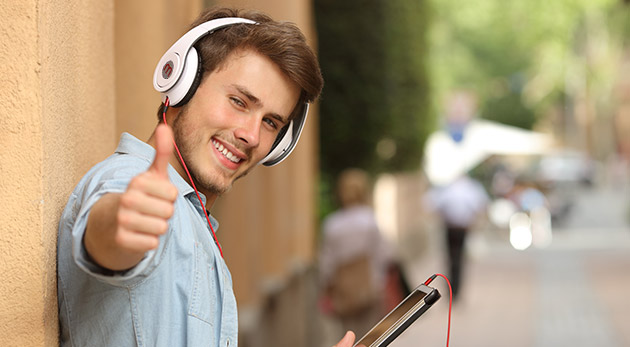 Zľava  Majte štýl aj pri počúvaní