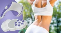 Zľava 73%: Masážny prístroj Relax and Spin Tone len za 10,90 € vám zaručí to pravé uvoľnenie, pri ktorom môžete aj schudnúť. Navyše sa zbavíte bolestí chrbta a zjemníte svoju pleť.