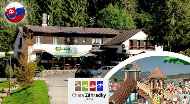 Fotka zľavy: Vysokohorský relax v Chate Záhradky priamo v stredisku Jasná len za 8,90 €. Rodinná atmosféra a výborná poloha pre turistov a športovcov v krásnej prírode Nízkych Tatier. Dieťa do 6 rokov zadarmo!
