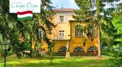 Zľava 50%: Päť dní plných slnka v Hoteli Carpe Diem pri maďarskom Balatone len za 124 € pre dvoch s raňajkami. Objavte, čím žije maďarské more!