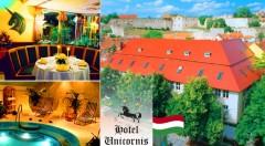 Zľava 50%: Oddych v historickom kúpeľnom meste Eger v Hoteli Unicornis*** len za 103 € pre 2 osoby na 3 dni. Vychutnajte si polpenziu, neobmedzený vstup do wellness hotela a uvoľňujúcu masáž!