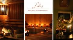 Zľava 45%: Uniknite na chvíľu do romantického raja! Doprajte si súkromnú vírivku, saunu aj osviežujúci nápoj, sekt či víno už od 10,90 € pre dvoch v intímnom prostredí Lotus aromawellnes & massages v Bratislave.