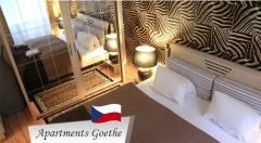 Zľava 40%: Objavte čaro slávnych Karlových Varov v rámci 3-dňového pobytu v Apartmánoch Goethe U Tří mouřenínů v srdci mesta už od 94 € pre dvoch. Na výber variant s raňajkami i s wellness procedúrami!