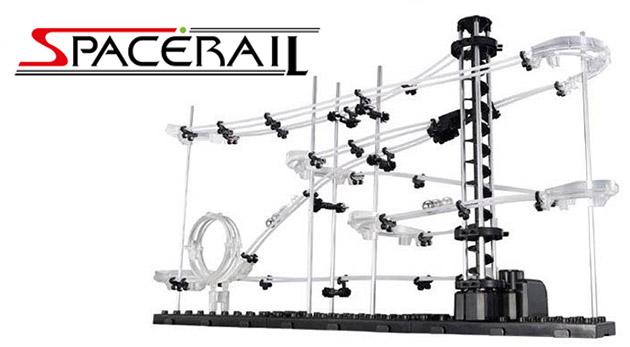 Zľava  Fantastická guličkodráha SpaceRail - jedinečná